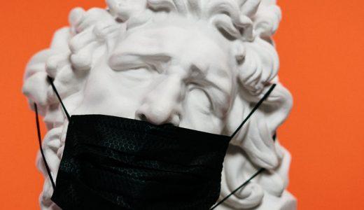世界がこんな状態だからマスクでも作ってみる。